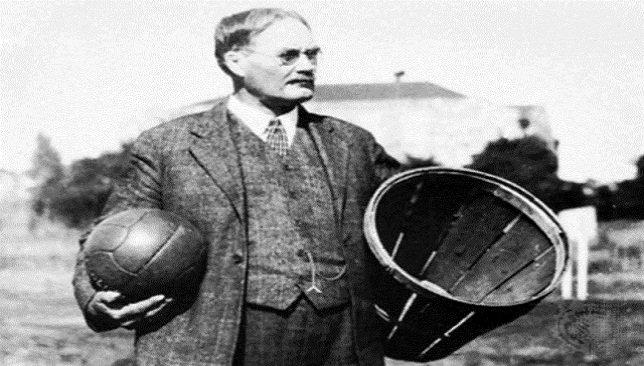 تاريخ نشأة كرة السلة الأمريكية