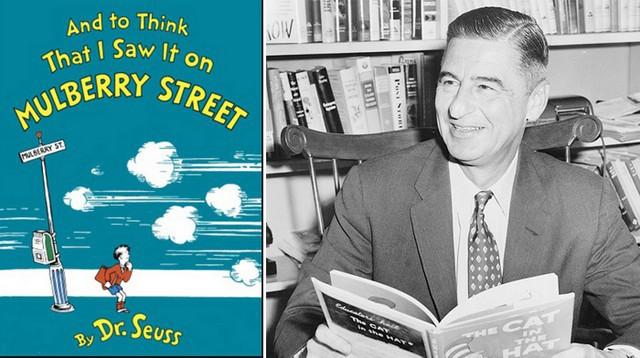 دكتور سوس - Dr. Seuss - Dr. Seuss' First - Dr. Seuss - Book