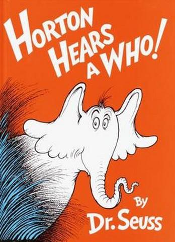 دكتور سوس - Dr. Seuss - Horton Hears a Who!
