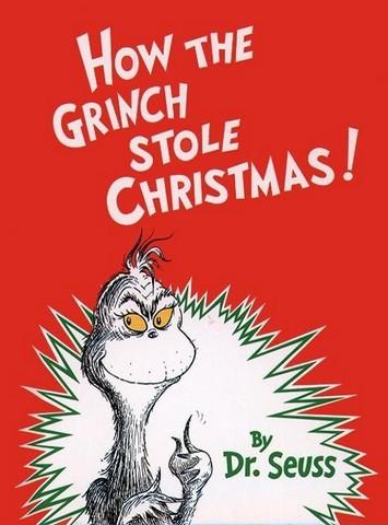 دكتور سوس - Dr. Seuss - How the Grinch Stole Christmas