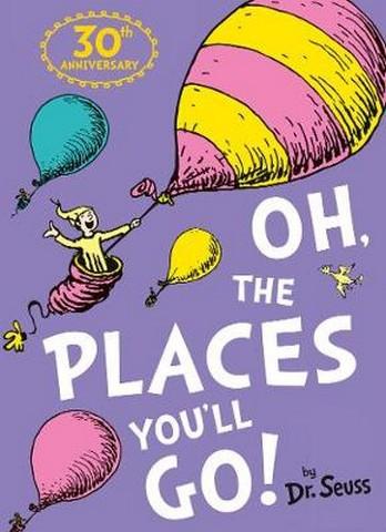 دكتور سوس - Dr. Seuss - Oh, the Places You'll Go