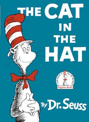 دكتور سوس - Dr. Seuss - The Cat in the Hat