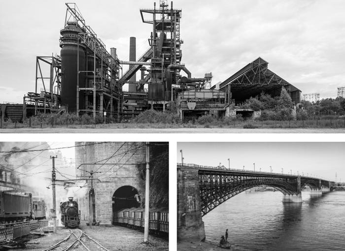 صناعة الصلب الأمريكية - صعود وهبوط في أخر 100 عام