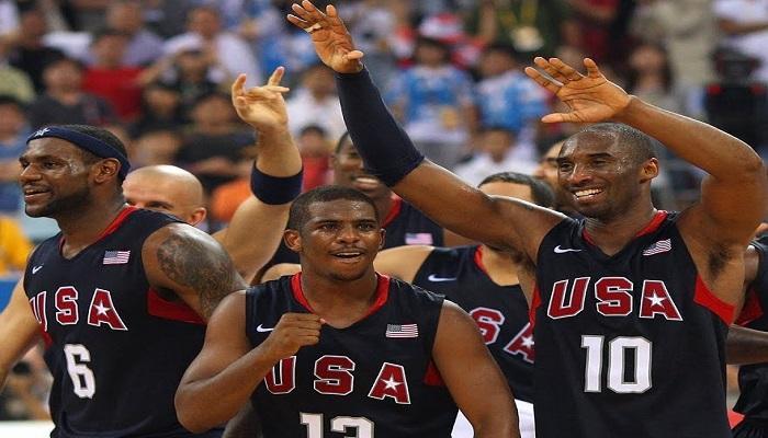 كرة السلة الأمريكية في الأولمبياد