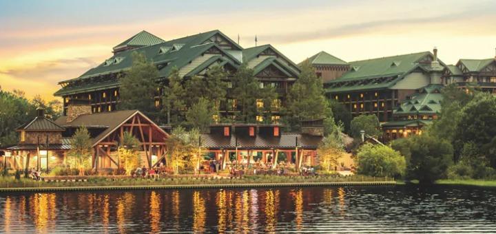 فنادق ديزني وورلد - Disney's_Wilderness_Lodge