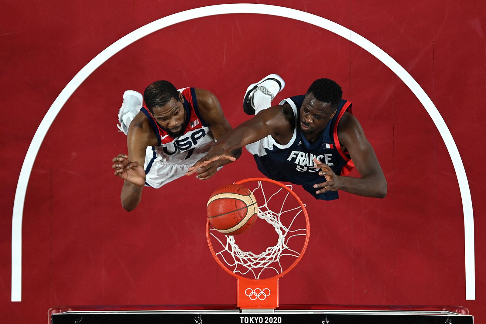 فوز منتخب السلة الامريكي بالميدالية الذهبية للرجال للأولمبياد الرابع على التوالي