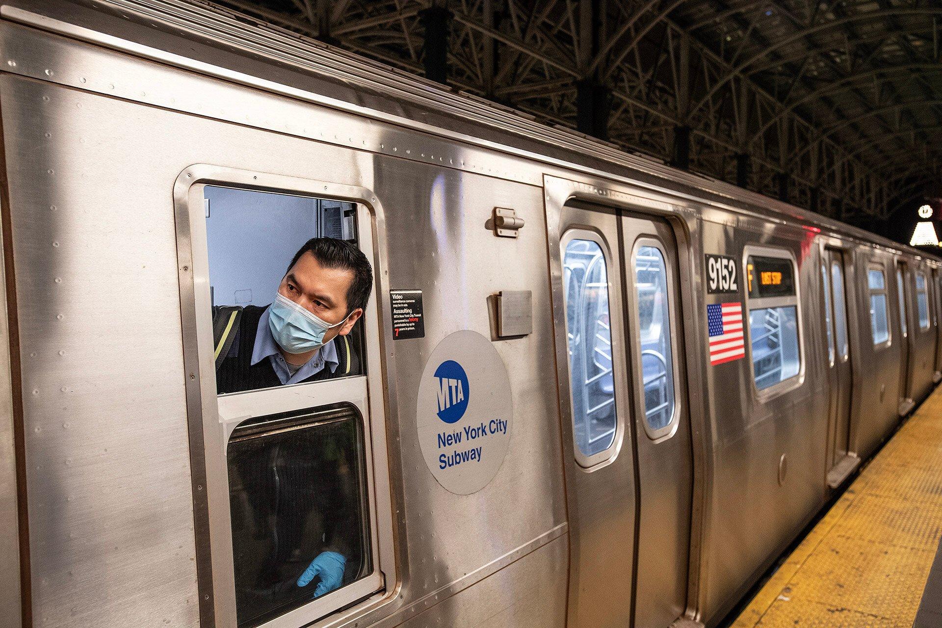 كيف تختار وسيلة النقل العام في نيويورك