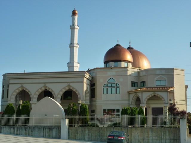 أقدم المساجد في أمريكا