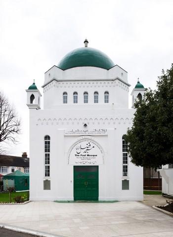 المساجد في أمريكا