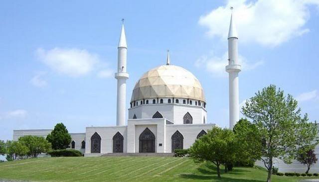 أشهر المساجد في أمريكا