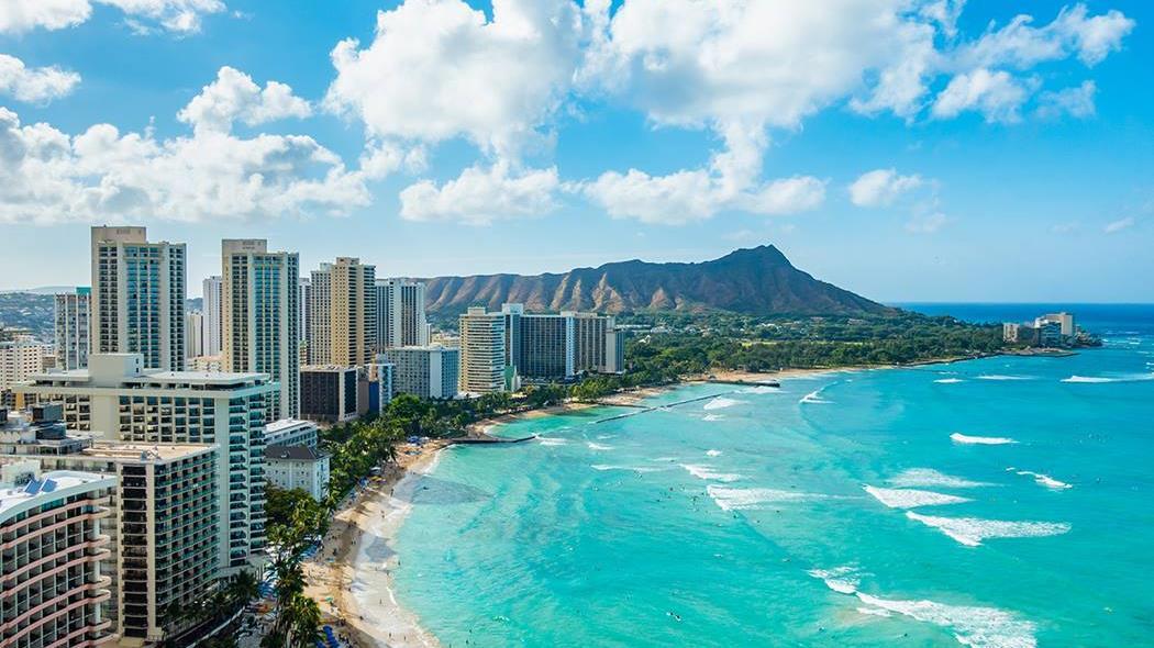 هاواي ترفض السائحين بسبب نقص المياه
