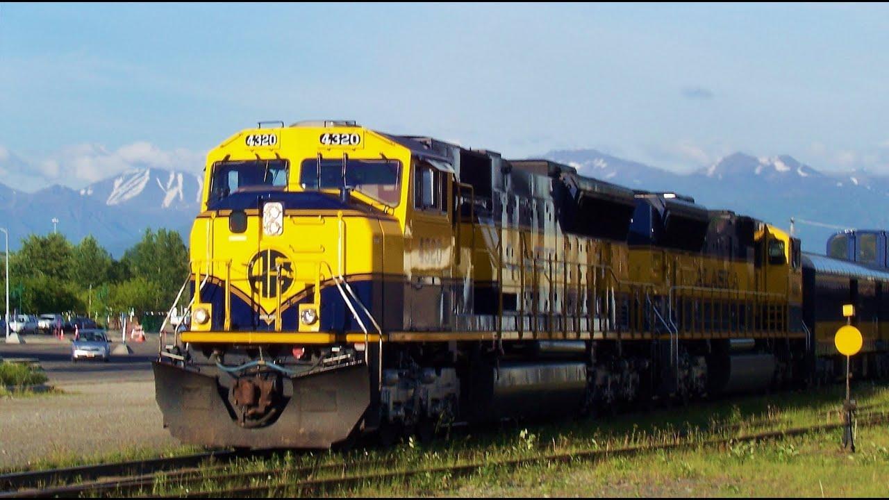 رحلات القطار في امريكا: تمتع برؤية الطبيعة خلال السفر