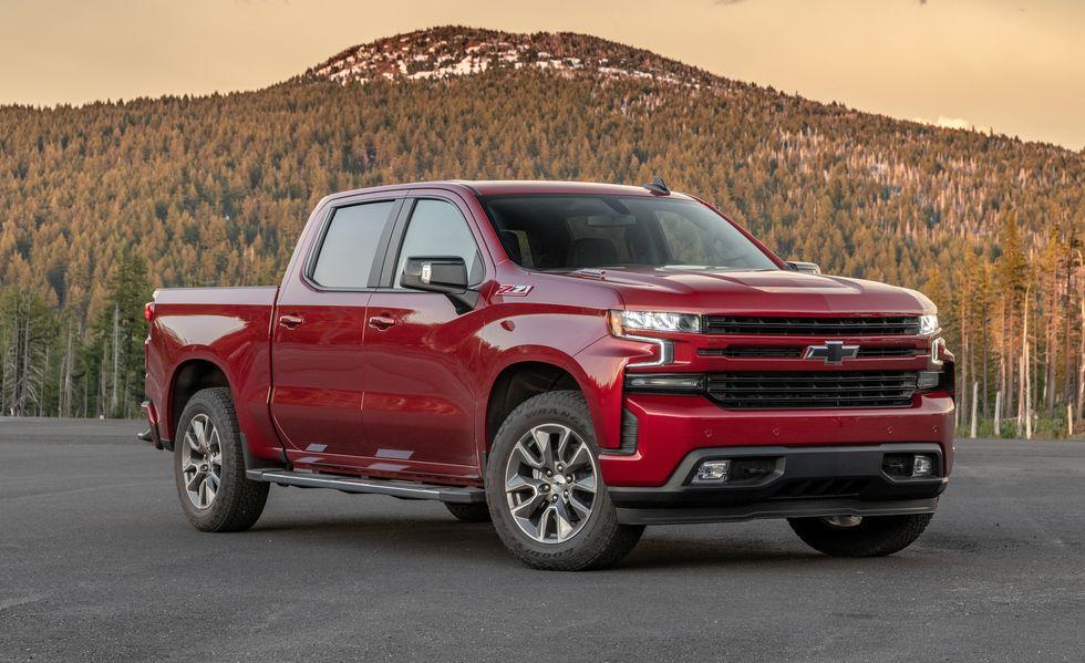 السيارات الامريكية الأكثر مبيعا في 2020 داخل الولايات المتحدة