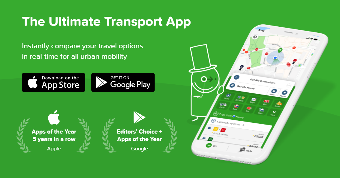 أفضل تطبيقات النقل في نيويورك