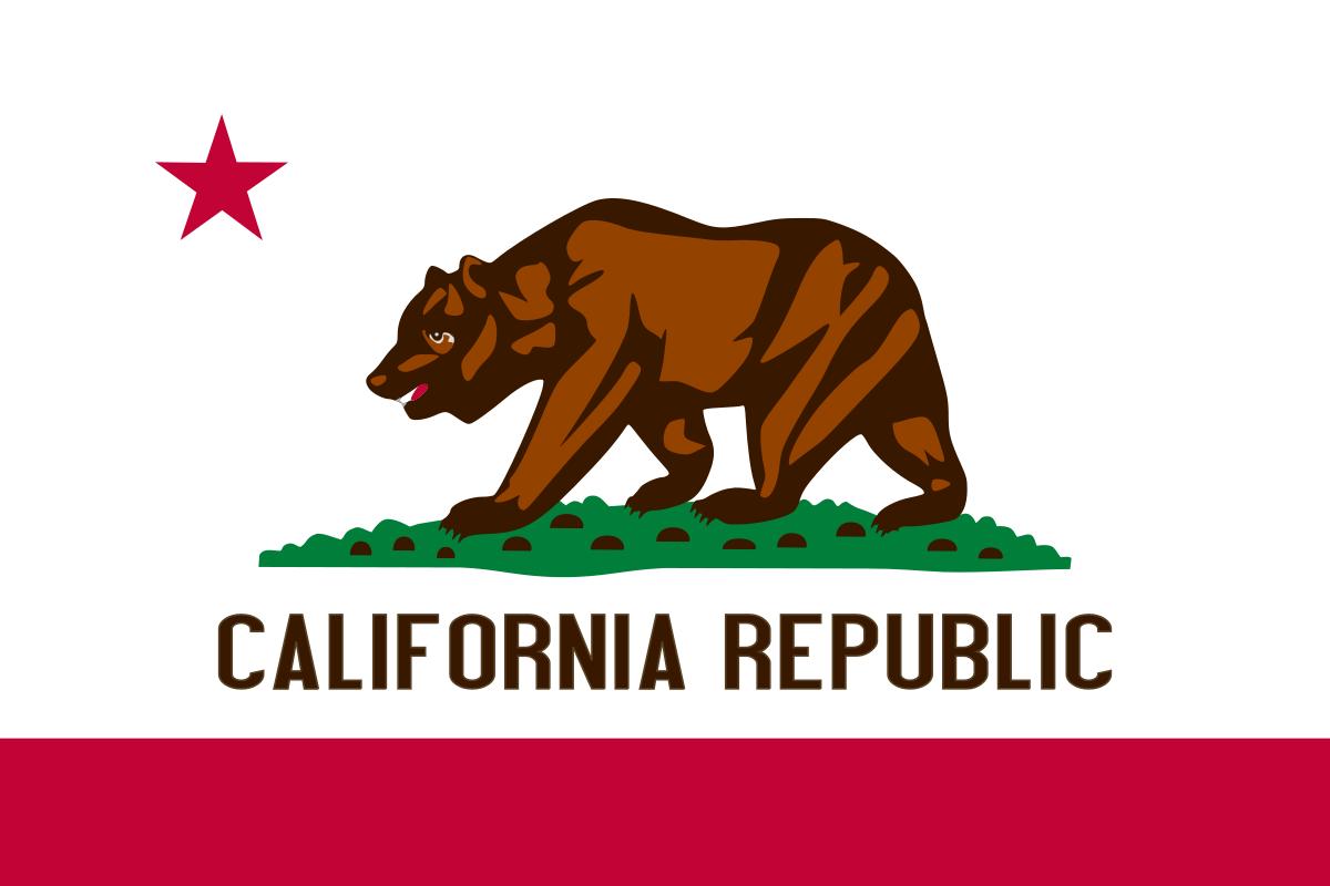 ولاية كاليفورنيا الأمريكية