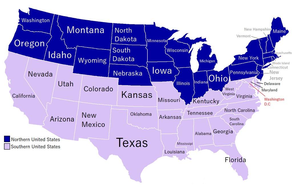 Living in America - العيش في أمركيا