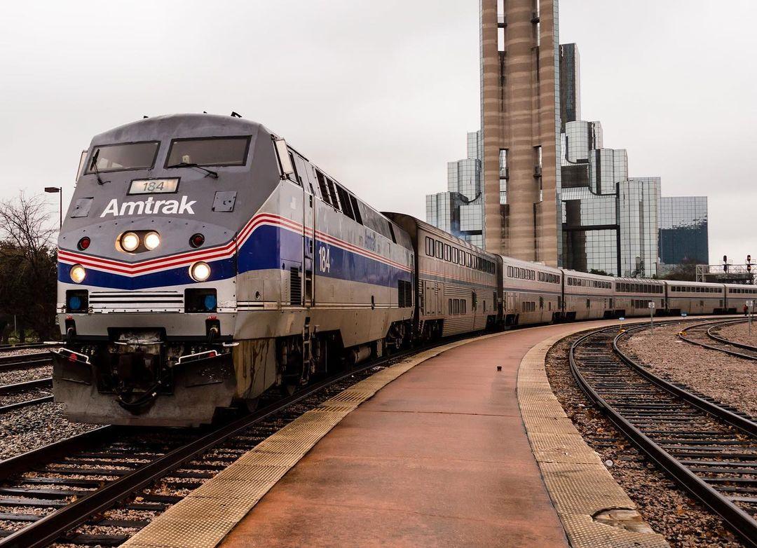 Texas Eagle - رحلة بالقطار داخل امريكا مدتها 65 ساعة