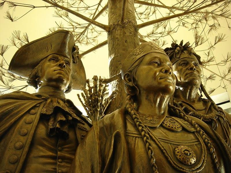 السكان الأصليون لأمريكا و كولومبوس