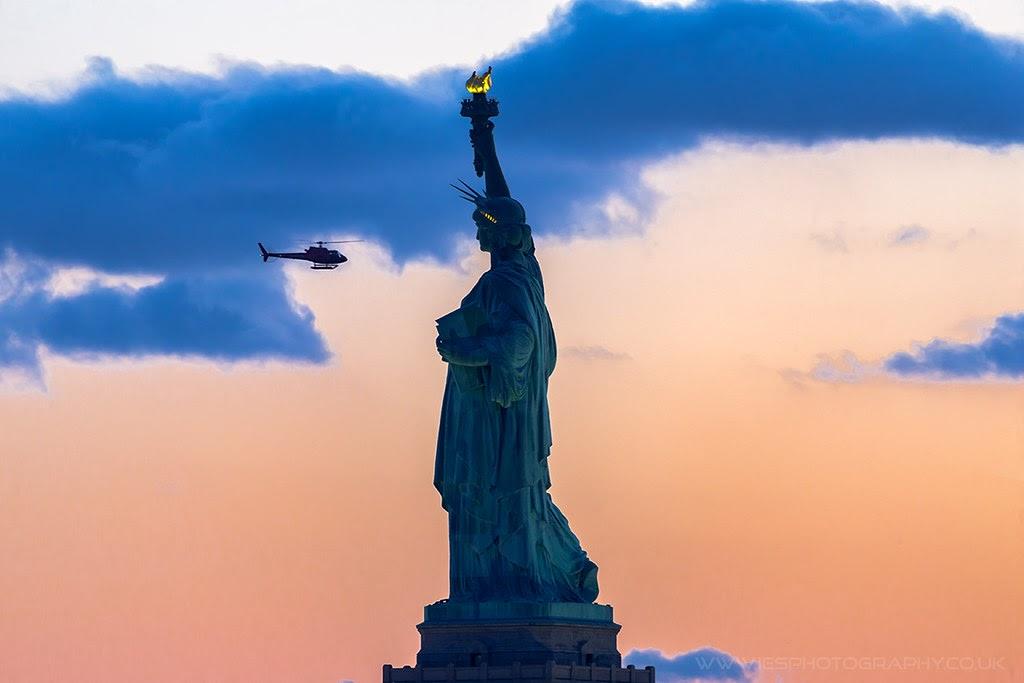 مميزات اللجوء إلى امريكا