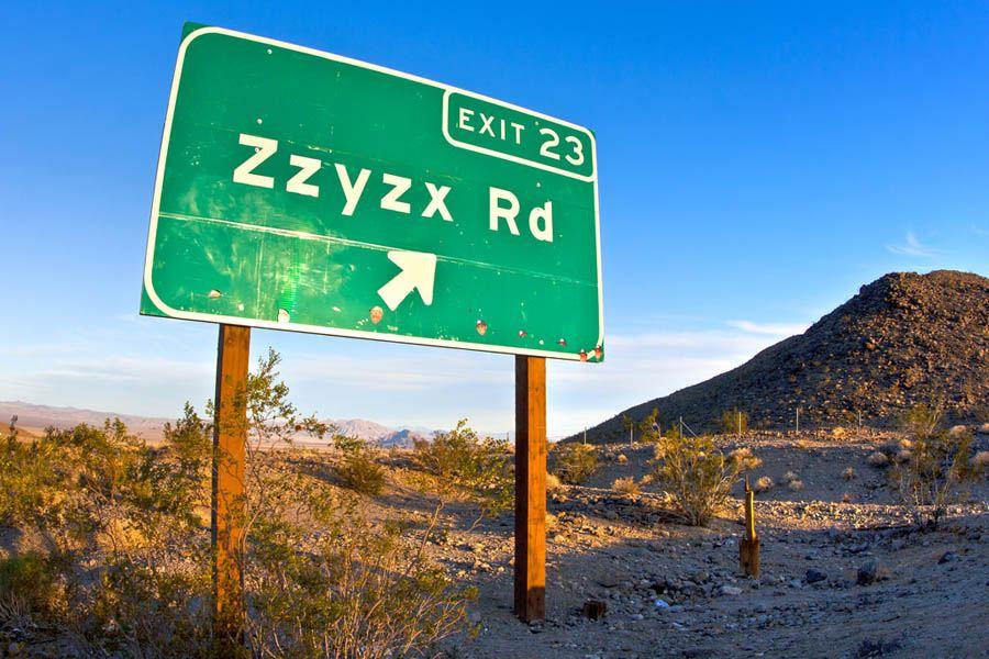 أغرب أسماء الشوارع في امريكا - تقرير 2021