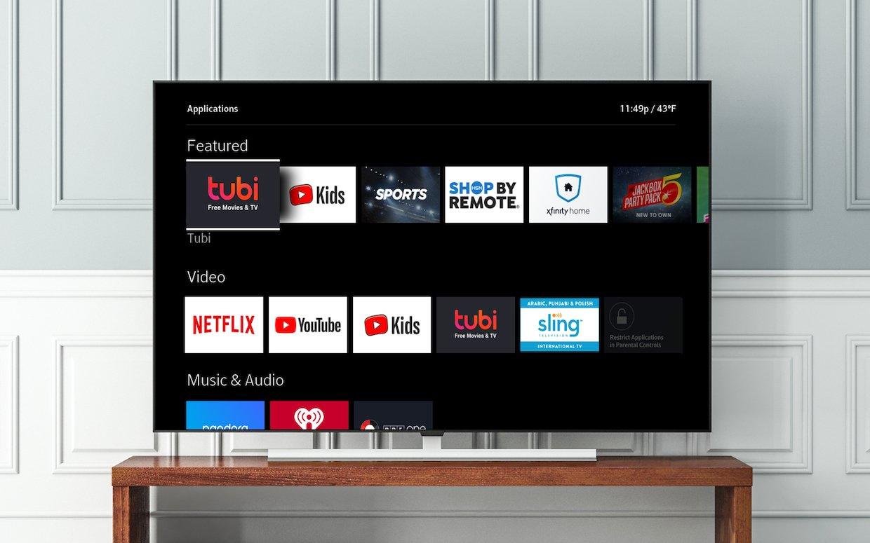 أفضل خدمات بث الأفلام والتلفزيون المجانية في امريكا 2022