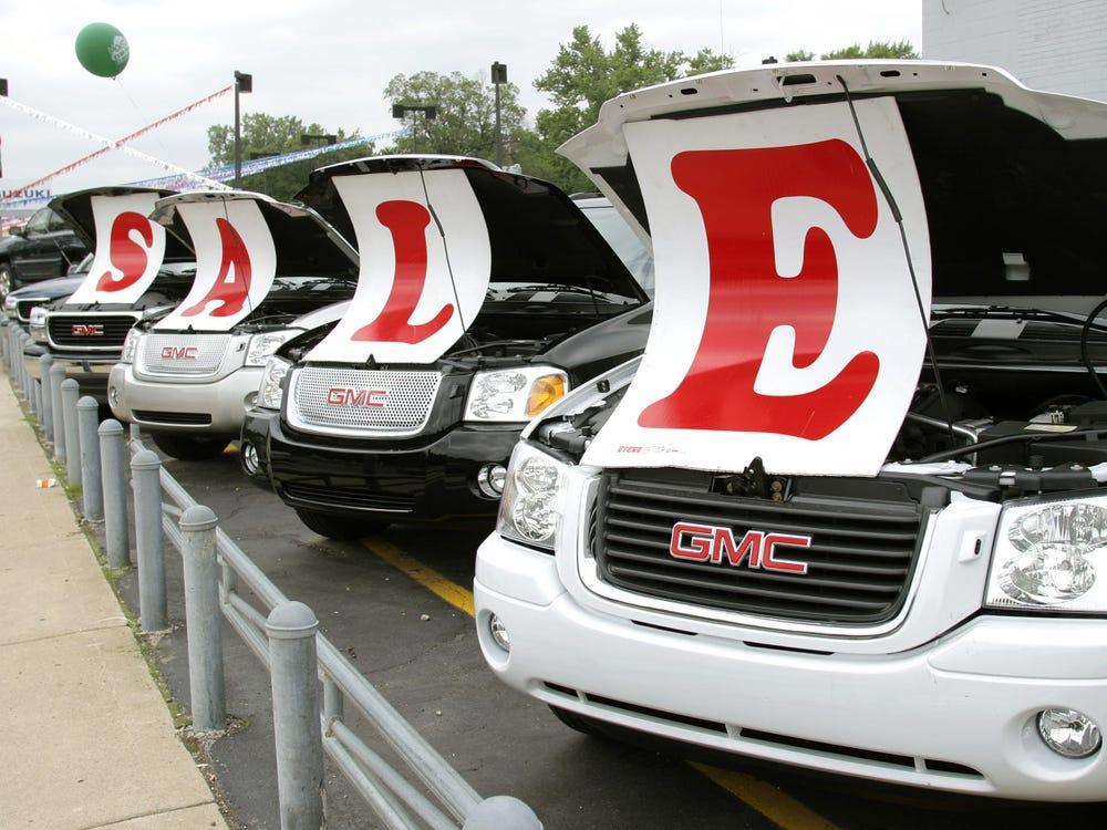 أفضل وقت شراء سيارة مستعملة في امريكا