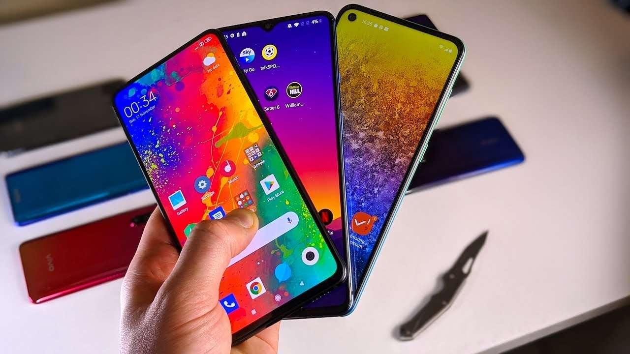 أفضل 5 هواتف ذكية يمكنك شراؤها من أمازون هذا الاسبوع