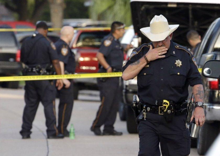 أكثر ولايات امريكا في حوادث إطلاق النار الجماعي في اخر 40 عام