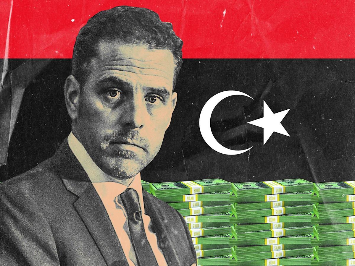 صحيفة: هانتر بايدن طلب 2 مليون دولار مقابل فك تجميد الاصول الليبية عام 2015