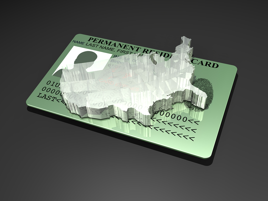 تكلفة تجديد البطاقة الخضراء (Green Card) في امريكا 2022