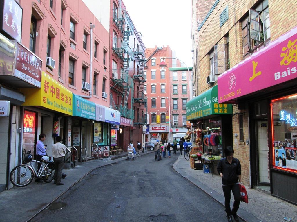 الحي الصيني في نيويورك - 5 أشياء لا تفوتك