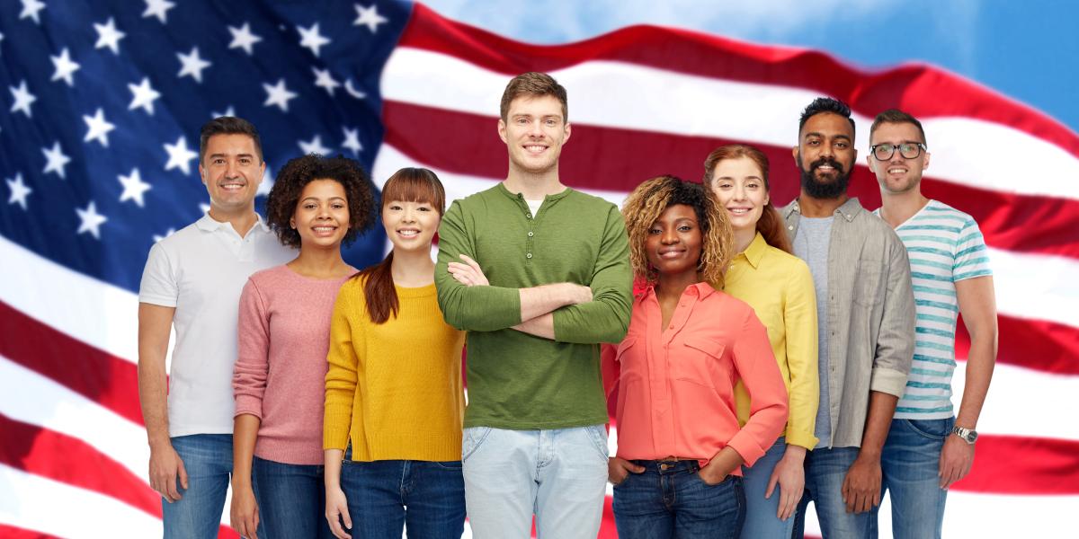 التنوع في الولايات المتحدة الأمريكية - المفاهيم والتطبيق