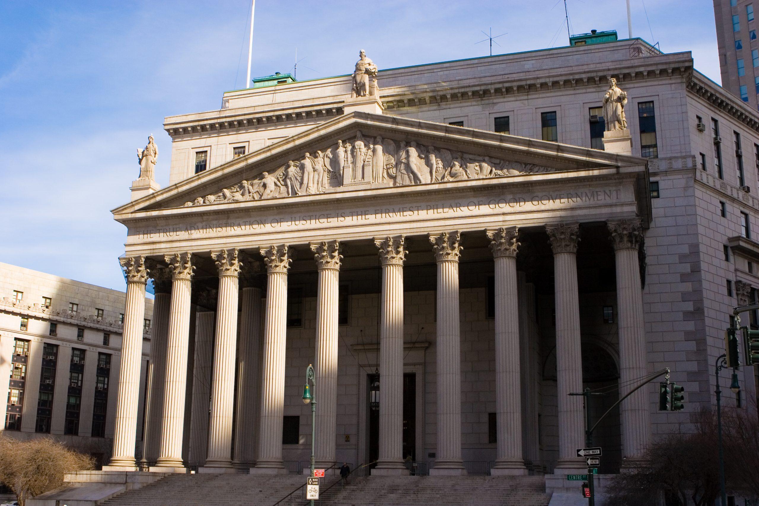 نظام المحاكم الفيدرالية في امريكا - 3 مستويات رئيسية