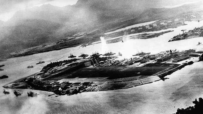 الولايات المتحدة الامريكية والحرب العالمية الثانية – الجزء 2