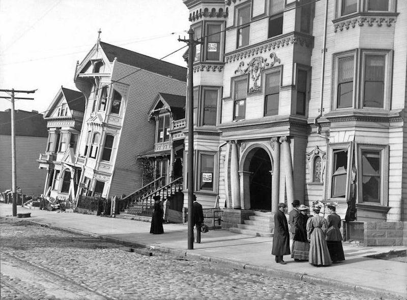 تاريخ سان فرانسيسكو - الجزء 1