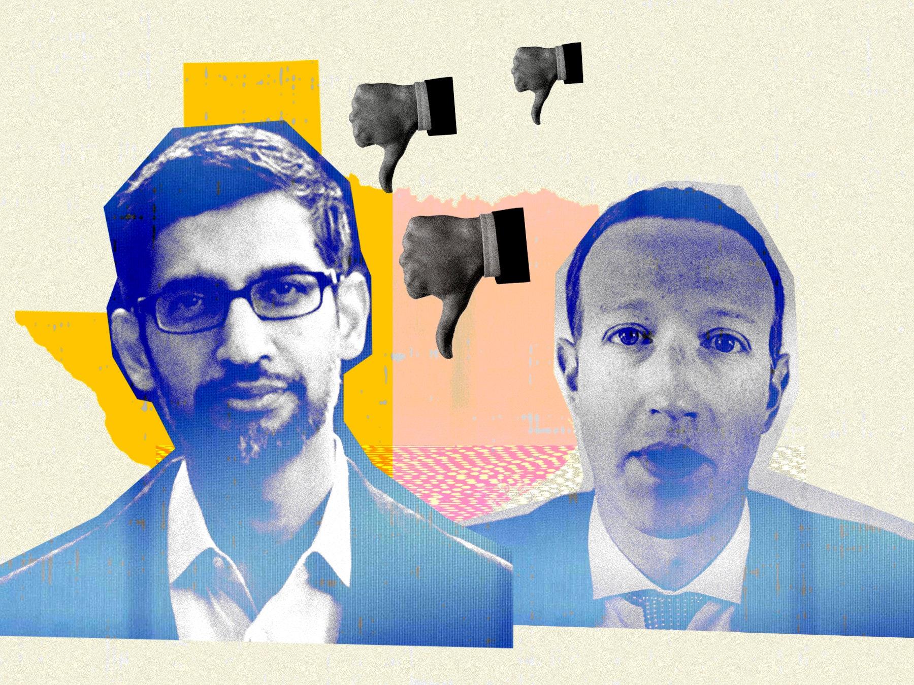 تكساس تسن قانون يسمح للأشخاص بمقاضاة فيس بوك وتويتر