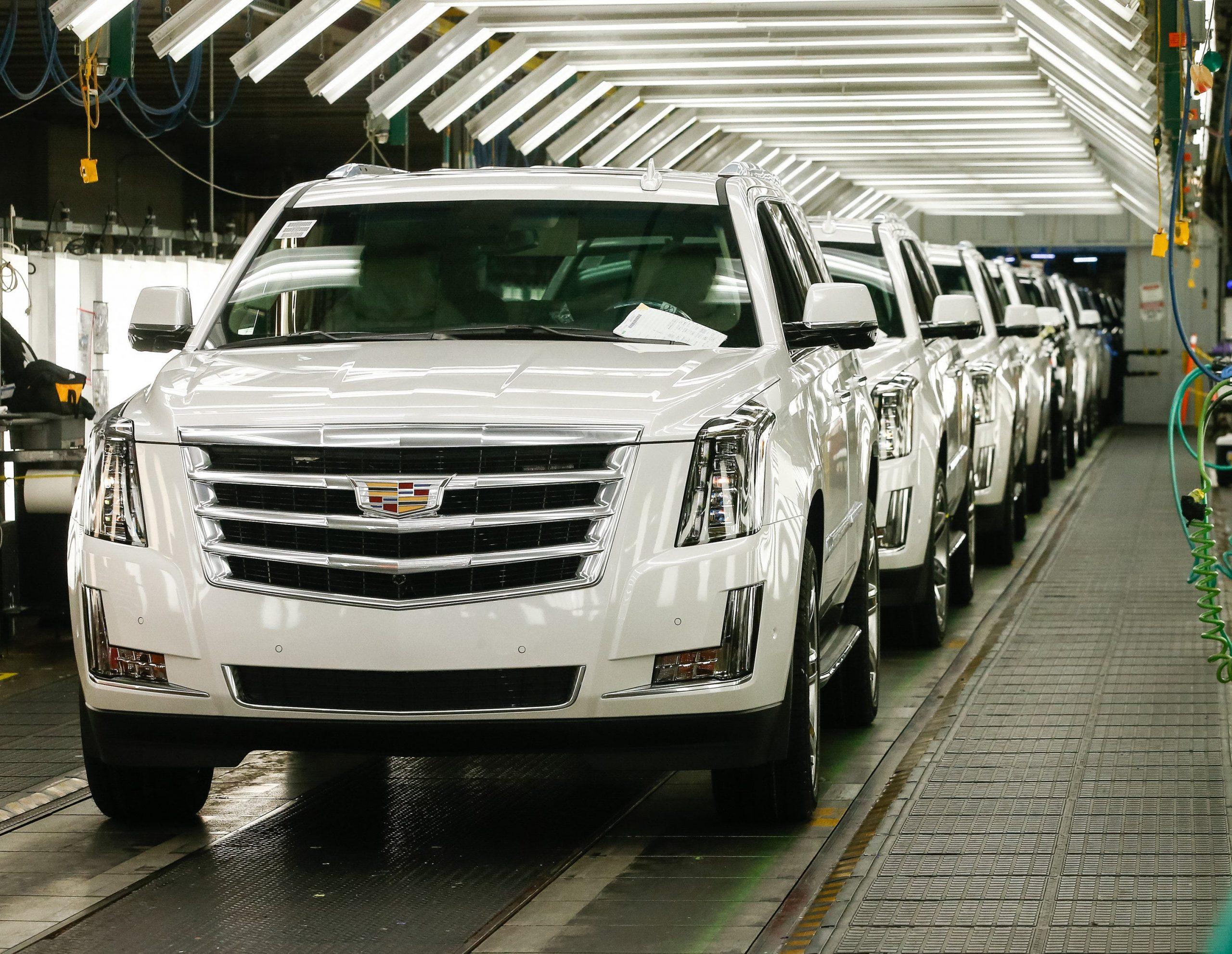 صناعة السيارات في امريكا: تعرف على أكبر 3 شركات