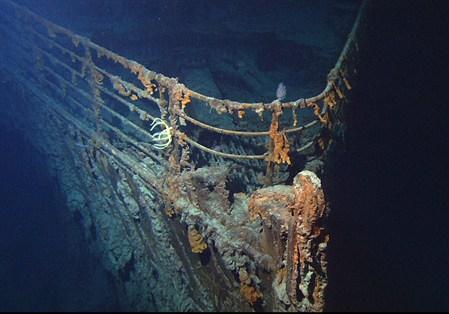 تيتانيك - قصة العثور على حطام السفينة الاسطورية قبل 35 عام