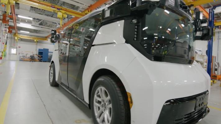 كاليفورنيا تجعل المركبات ذاتية القيادة عديمة الانبعاثات بحلول عام 2030