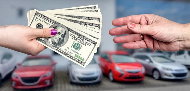 شراء سيارة مستعملة في امريكا - سعر السيارة