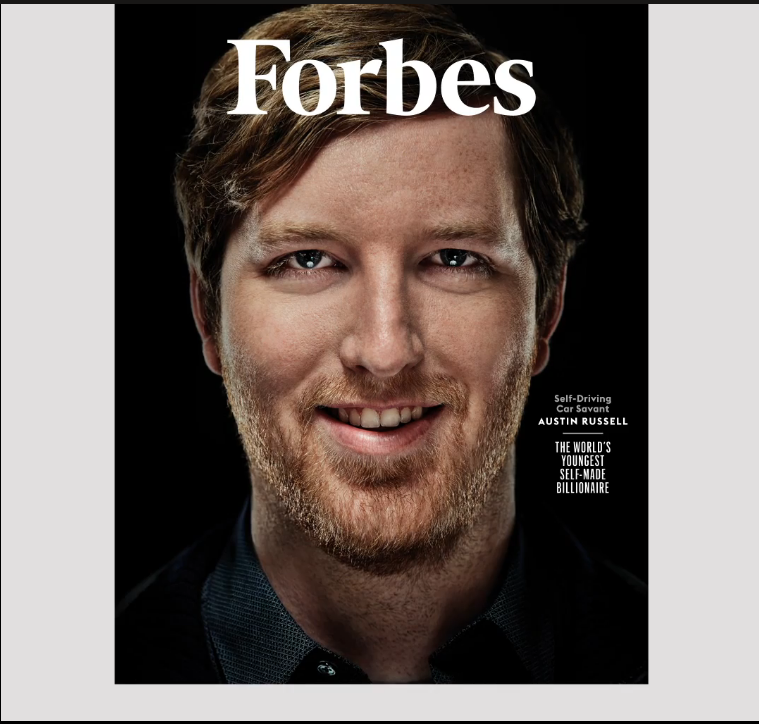 Austin Russell - حكاية أصغر ملياردير امريكي في قائمة فوربس 2021