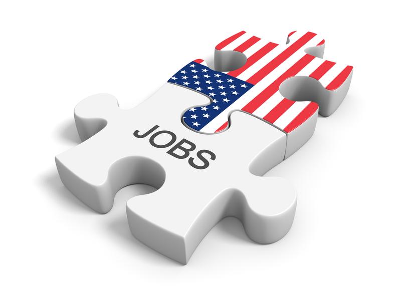 وظائف في امريكا خلال اكتوبر 2021