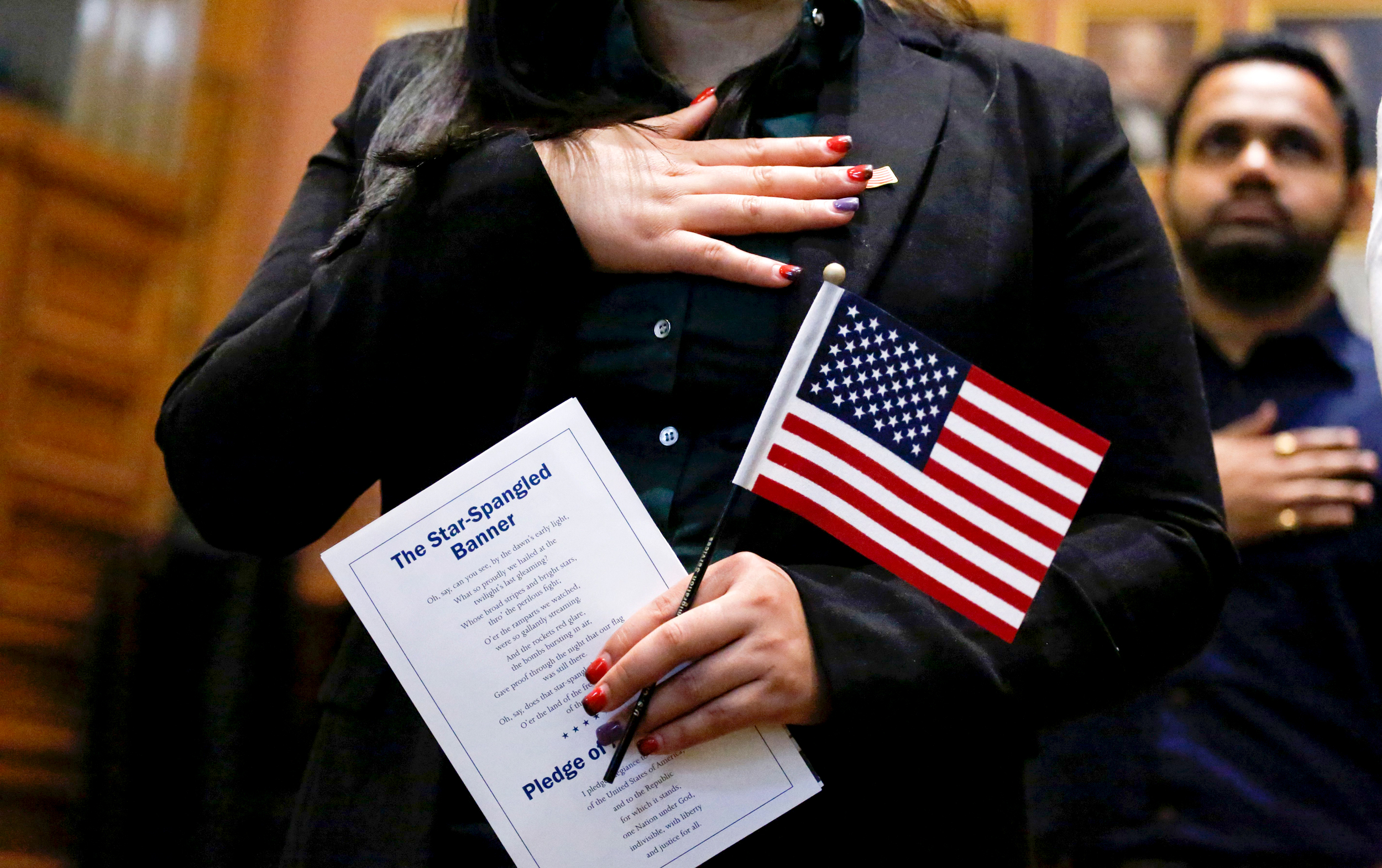 مزايا الحصول على الجنسية الامريكية