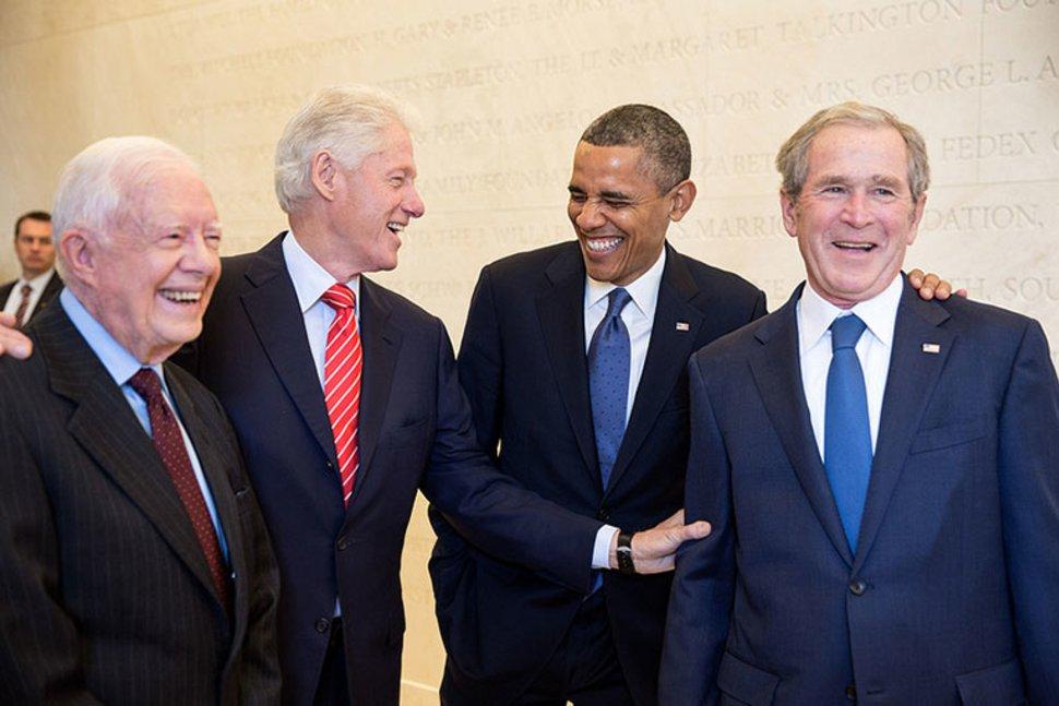 من هو الرئيس الأمريكي الأكثر شعبية - قائمة الـ 10 الاوائل