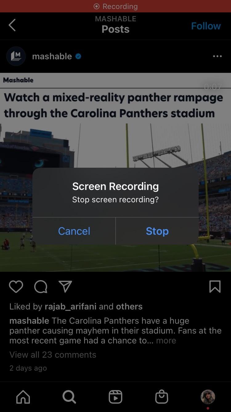 انستغرام: كيفية تنزيل وحفظ مقاطع الفيديو على هاتفك