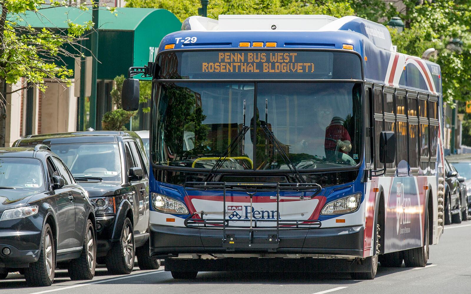 وسائل النقل العام في بنسلفانيا