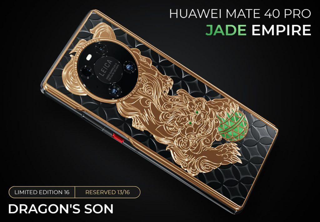 Mate 40 Pro Dragon's Son
