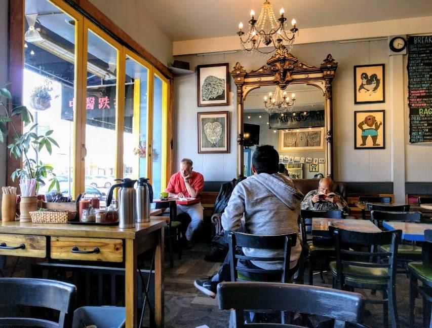 أفضل 5 مقاهي في سان فرانسيسكو