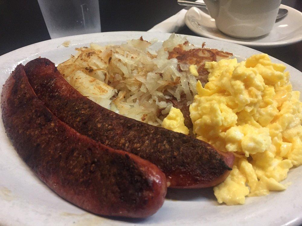 أفضل مطاعم للإفطار في ديترويت 2022