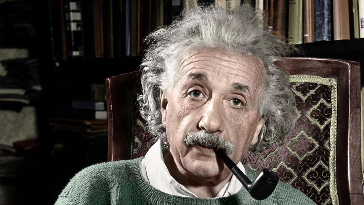 ألبرت أينشتاين - جاء من المانيا ليصبح أشهر مهاجر في امريكا